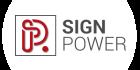 Logo Signpower